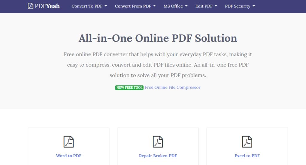 modifier pdf en ligne