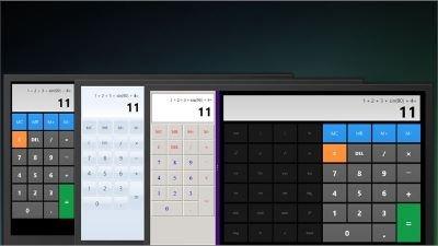 Calculator X8 téléchargé