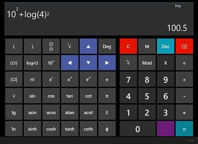 Calculator +HD téléchargé