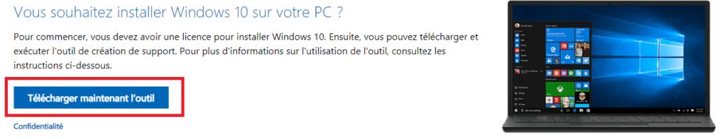 Télécharger ISO Windows 10 gratuit