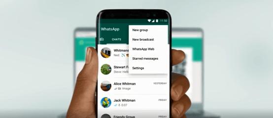 whatsapp web téléphone