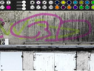 site de graffiti