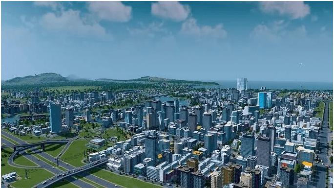 Cities: Skylines -Top 10 Jeux Vidéo