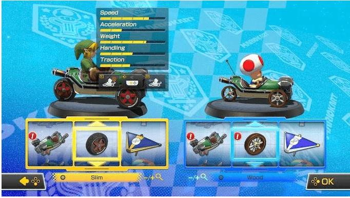 Mario Kart et Team Sonic Racing