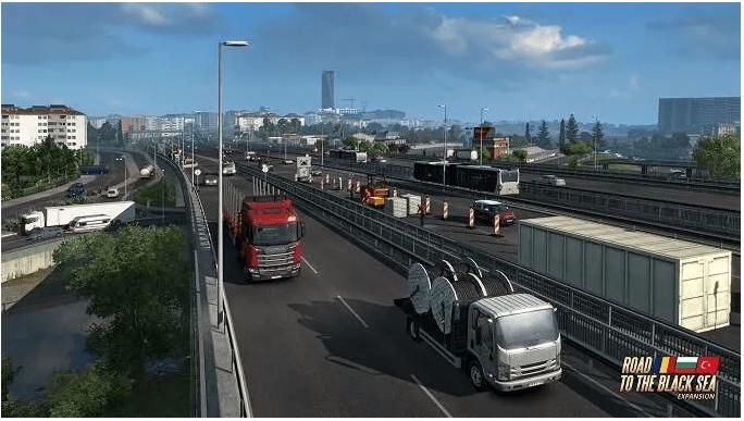 Euro Truck Simulator 2 -Top 10 Jeux Vidéo