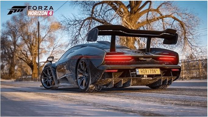Forza Horizon 4 -Top 10 Jeux Vidéo
