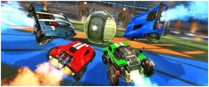 Rocket League -Top 10 Jeux Vidéo