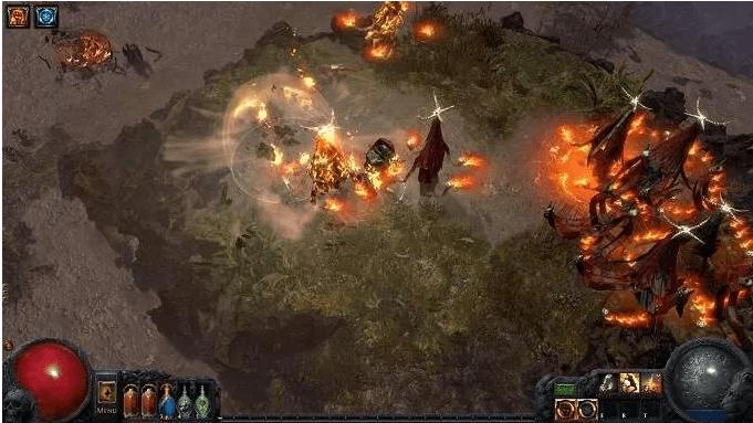 Path of Exile jeux pc gratuits