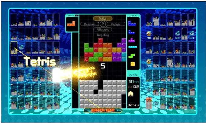 Tetris 99 (Nintendo Switch)