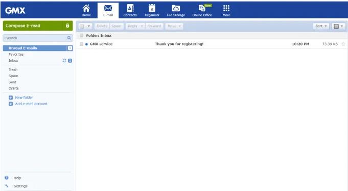 Mail GMX