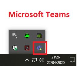 démarrage automatique microsoft teams