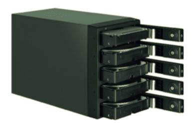 RAID logiciel et RAID matériel