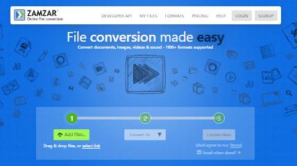 convertir un fichier TIFF
