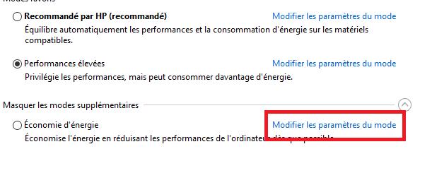 écran de veille windows 10