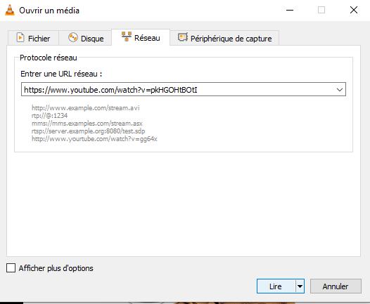 extraire audio vidéo youtube