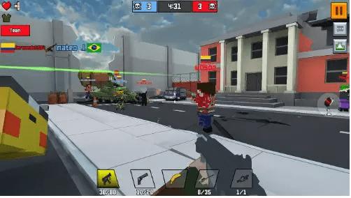 Jeux Pixel Fury