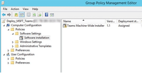 installer microsoft teams