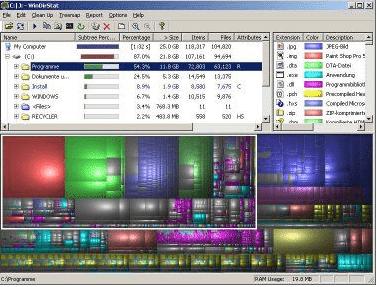 analyseur espace disque