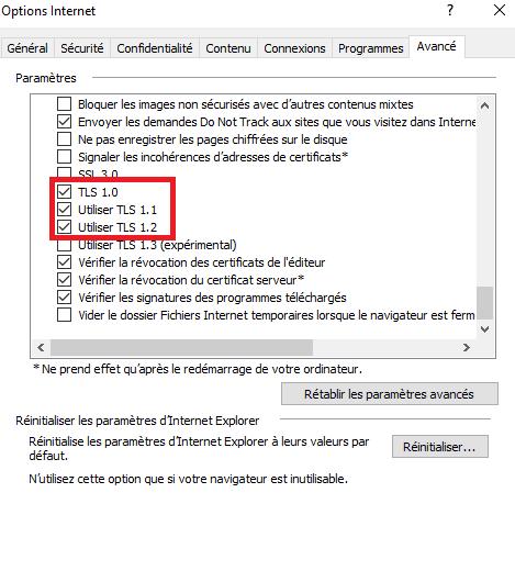 Erreur OneDrive 0x8004de40